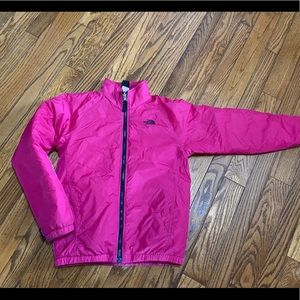 North Face Girls 10/12 Inner Jacket Triclimate